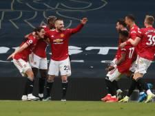 Manchester United ziet gat met koploper City slinken na zege in topper, geen Van de Beek