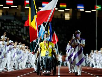 China grote slokop, België klokt af op 15 medailles: slotceremonie maakt einde aan Paralympics