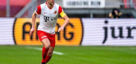 Janssen verlengt bij FC Utrecht, met optie voor extra seizoen