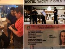 Ronaldinho arrêté au Paraguay avec un faux passeport