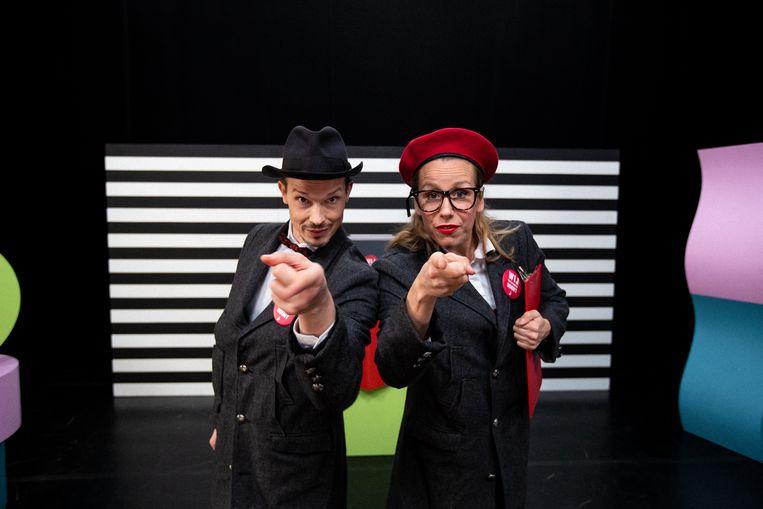 Jeugdtheater Kwatta. Beeld Martijn Ceulemans