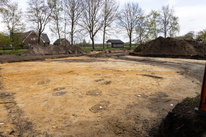Archeologische opgravingen in Hulsel