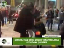 Diagne aperçu à Galatasaray... pour négocier son retour