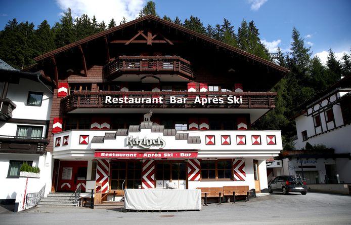 De barman van après-ski bar Kitzloch testte op 7 maart 2020 positief op het coronavirus en was daarmee officieel 'patiënt nul' in Ischgl.