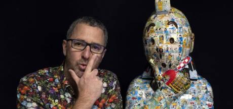 """Un sculpteur condamné à verser plus de 100.000 euros pour une """"contrefaçon"""" de Tintin"""
