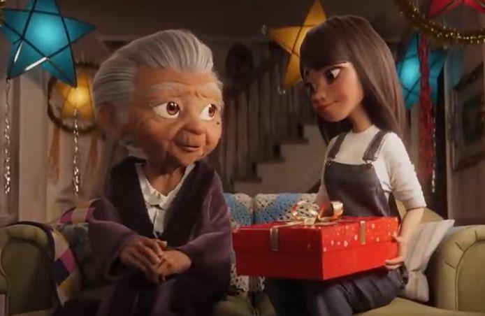 """""""La magie d'être ensemble"""", découvrez le court-métrage de noël de Disney."""