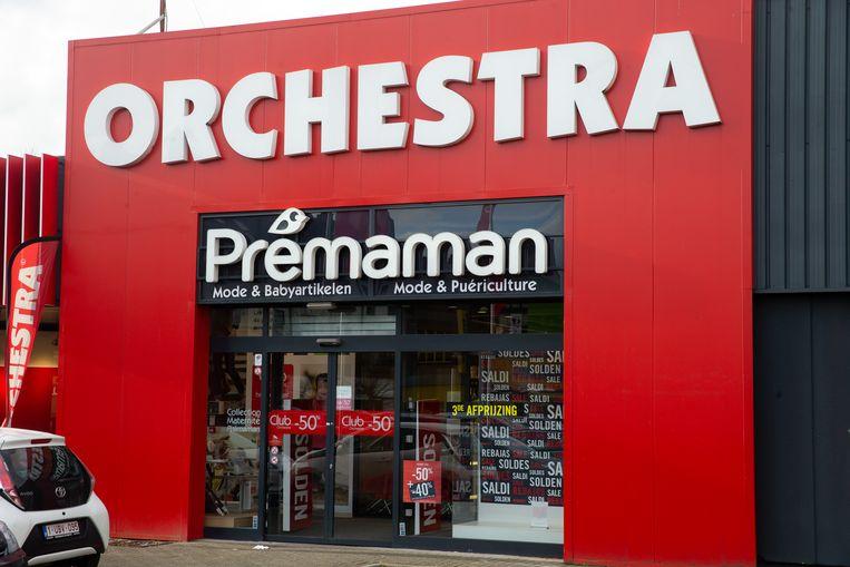 Orchestra-Prémaman in Mechelen.
