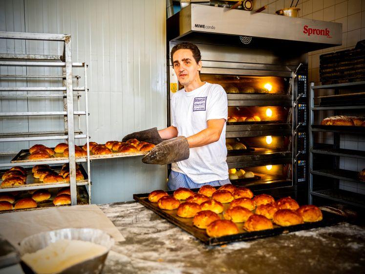 Yoran (33) dacht dat er geen baan voor hem was vanwege zijn blindheid