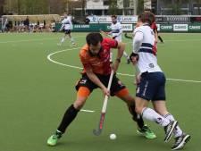 Oranje-Rood neemt met spektakelstuk afscheid van vijftal spelers