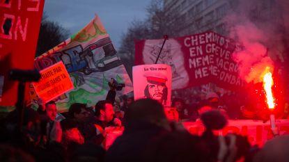 Protesten in Frankrijk houden aan: lokale acties op 12 december, nieuwe nationale actiedag op 17 december
