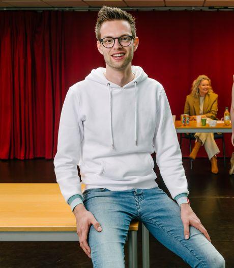 Niels (22) is musicalproducent: 'Coronatijd biedt jonge makers juist ook kansen'