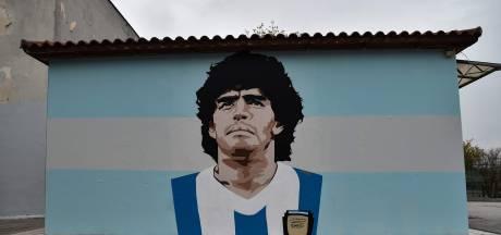 Geen sporen van drank of drugs in lichaam van overleden Maradona