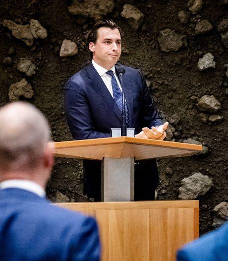 Woede om WOII-uitspraken Baudet in Tweede Kamer, ook Rutte kritisch