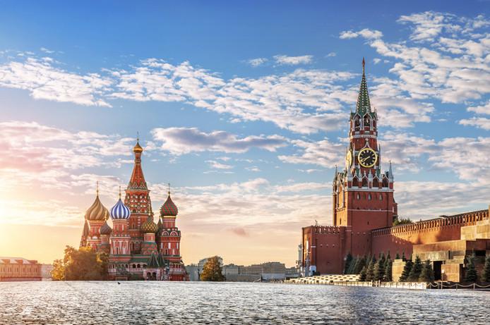 La place Rouge à Moscou (archive d'illustration)