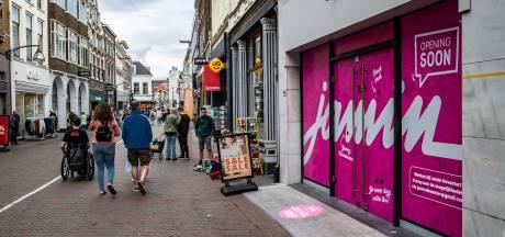 Snoepgigant Jamin keert terug in Deventer, franchisenemer ziet heil in vestiging in binnenstad