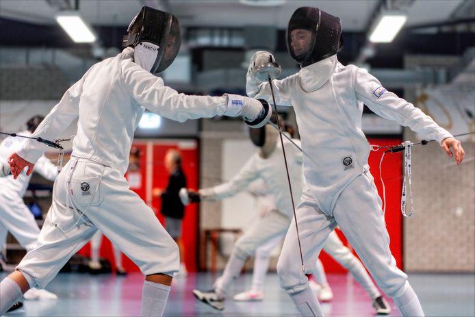 Joachim Wolse en Kyano Pieters hopen allebei net zo succesvol te worden als Olympiërs Bas Verwijlen.