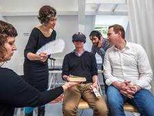 Levensechte psychose door een virtual reality-bril