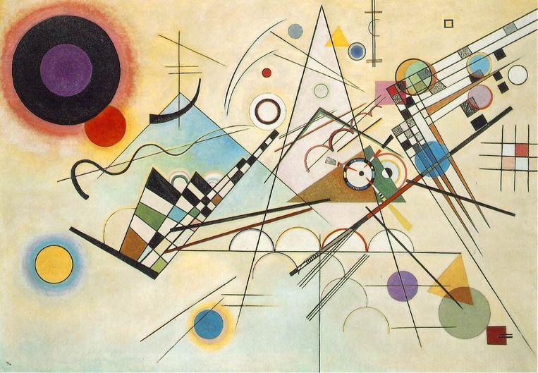 null Beeld Wassily Kandinsky