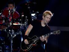 Nickelback komt na vier jaar met een nieuw album