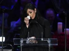 Le discours de Vanessa, les larmes de Michael Jordan: revivez l'hommage rendu à Kobe et Gianna Bryant