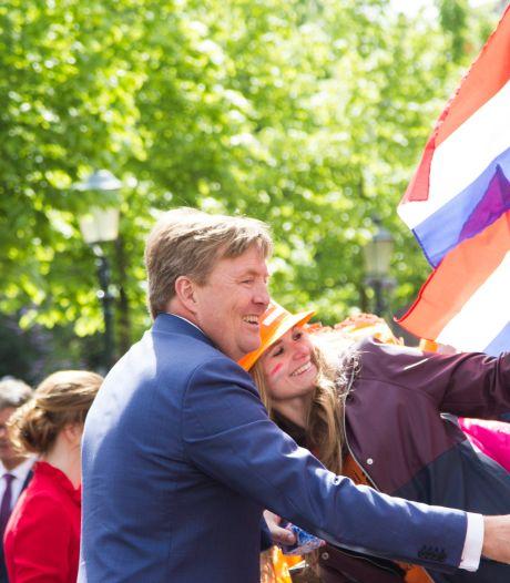Voorbereidingen Koningsdag met koning in volle gang, Eindhoven geeft startbudget van kwart miljoen euro