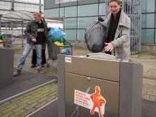 Wagen gemaakt, inwoners van Goes kunnen weer van hun plastic af