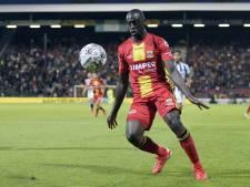 GA Eagles-spits Mulenga nog twijfelgeval voor IJsselderby