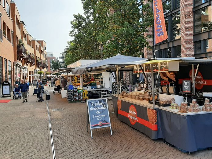 Sinds enkele jaren staan enkele marktkramen in de Willem-Alexanderstraat. Maar een totale verplaatsing van de zaterdagmarkt  van de Markt naar deze straat zien de marktkooplieden niet zitten.