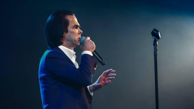 Concerten Nick Cave in Antwerpen op enkele minuten uitverkocht
