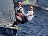 LIVE | Lambriex en Van Vugt eindigen als zesde in medal race
