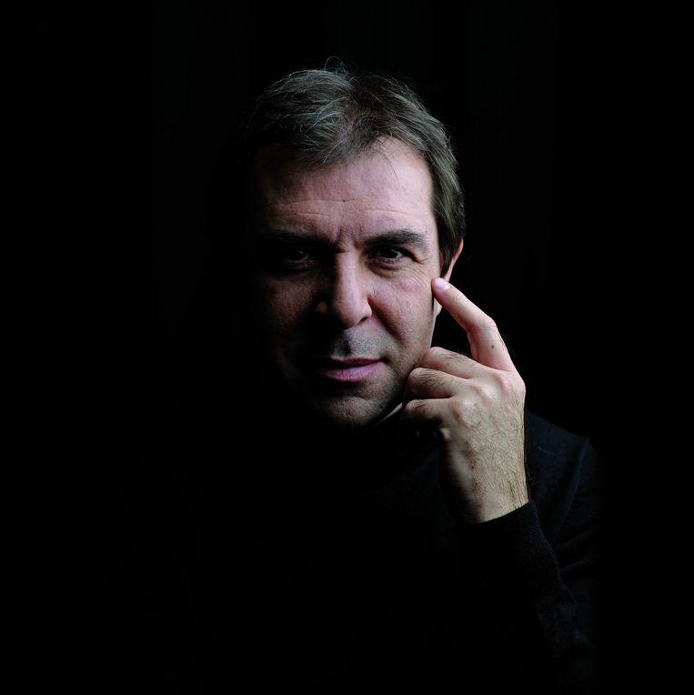 De Italiaan Daniele Gatti is voorzien van 'onverdund Italiaans maestrobloed'. Beeld Christophe Abramowitz