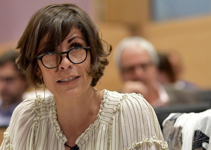 Julie Fernandez Fernandez, la nouvelle présidente d'Enodia.