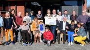 Sint-Antoniuskermis brengt 2.630 euro op voor woon- en dagcentrum Schoonderhage