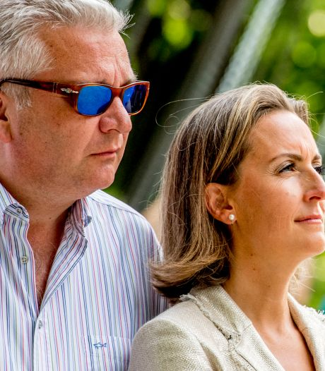 Le prince Laurent répond aux rumeurs sur son couple avec une photo de vacances