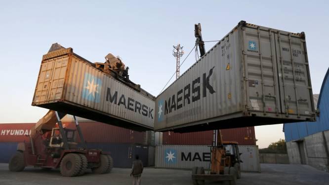 Rederij Maersk boekte recordwinst in eerste kwartaal