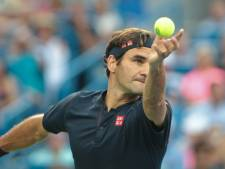 Federer en Djokovic tegenover elkaar in finale Cincinnati