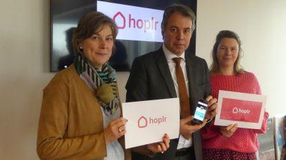 Online buurtplatform Hoplr uitgerold  in alle deelgemeenten van Deinze