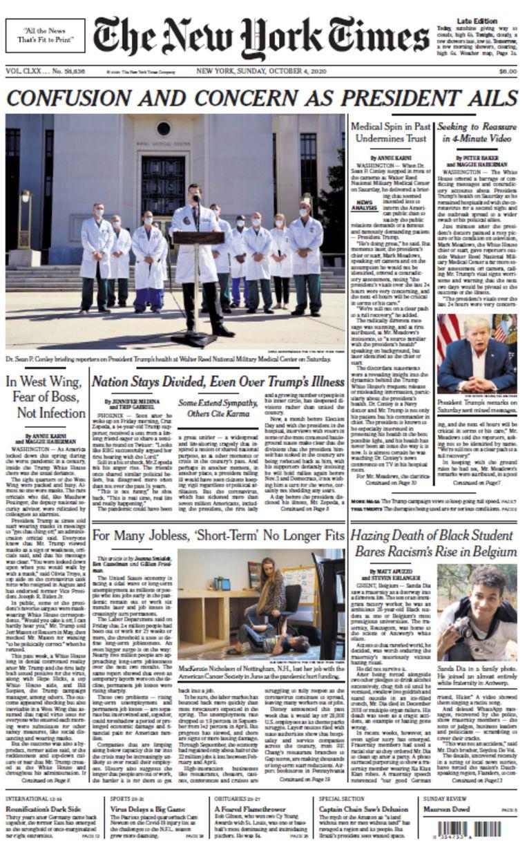 NYT Sanda Dia Beeld New York Times