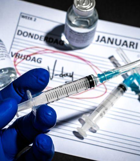 Vaccineren Twents personeel in de acute zorg begint woensdag: 'Ziekteverzuim tegengaan'