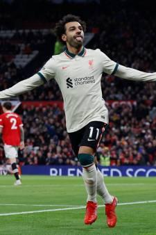 Salah verpulvert Manchester United, maar Solskjaer denkt niet aan opstappen na 'zwarte dag'