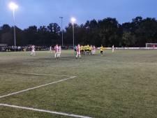 Strijdend verdelen VIOS en Oene punten in derby