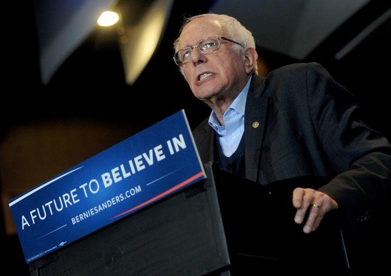 Bernie Sanders, Democraat: