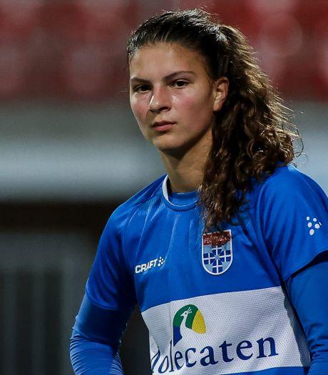 De toekomst van talent en international Danique Noordman ligt bij PEC Zwolle Vrouwen