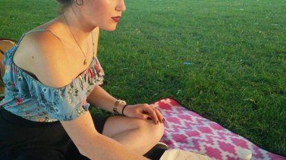 Picknick met frietjes langs Brugse Vesten