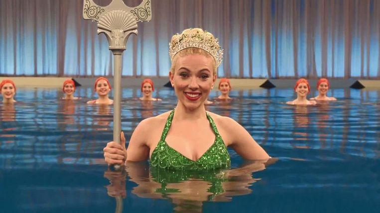 Scarlett Johansson in Hail, Caesar!. Beeld x