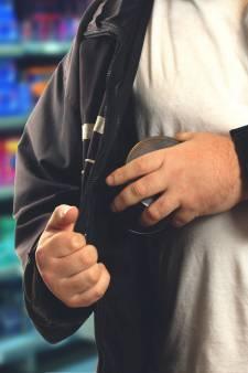 Veelpleger in Vlissingen betrapt op winkeldiefstal
