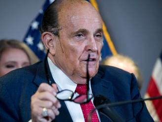 """""""Rudy Giuliani bespreekt mogelijke amnestie met Trump"""""""