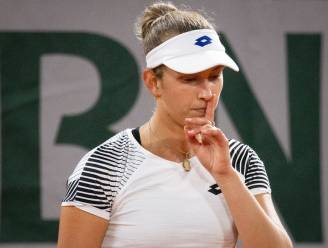 Elise Mertens strandt in kwartfinales in Ostrava