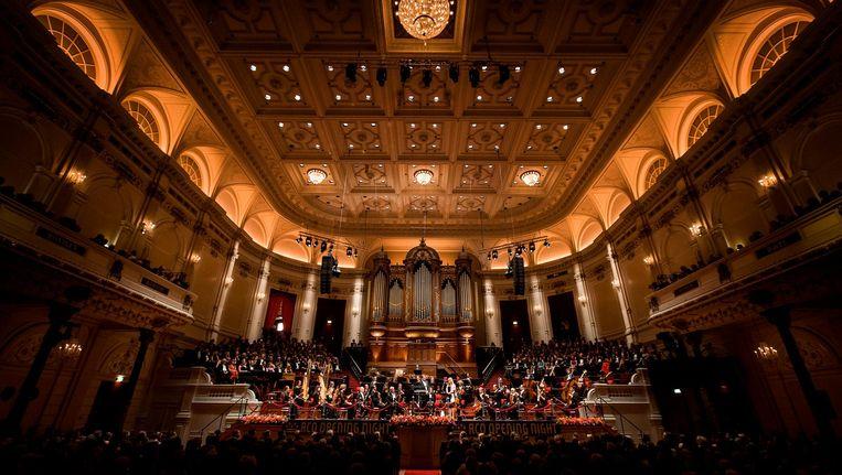 Het Koninklijk Conertgebouworkest Beeld anp