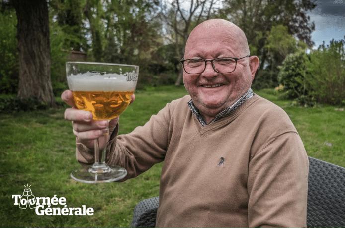 Advocaat Herman Baron gaat wekelijks iets drinken met vrienden, maar kijkt ook uit naar een terrasje met zijn vrouw en zijn kinderen.